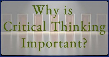 critical thinking important