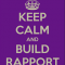 Traversing the 3 Levels of Rapport: Rapport at the Essence of Connection